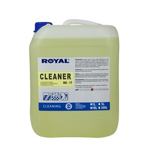 CLEANER 10L